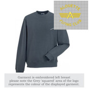Classic Set-In Sleeve Sweatshirt J262M